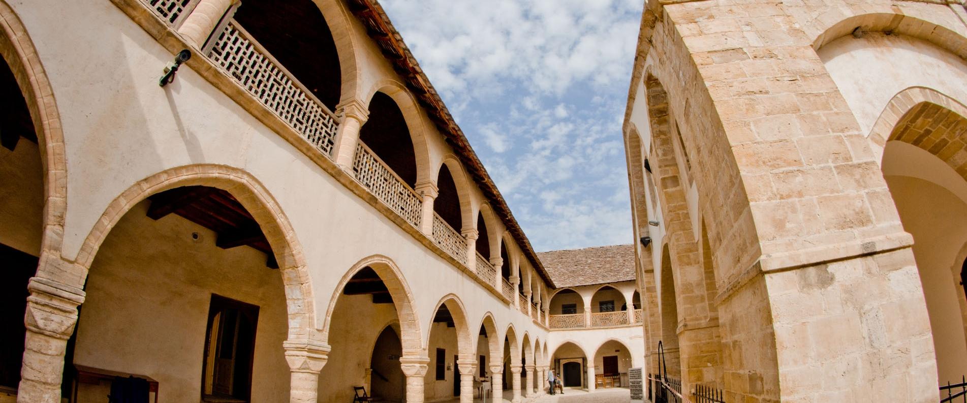 Timios Stavros Monastery, Odomos, Photo essay