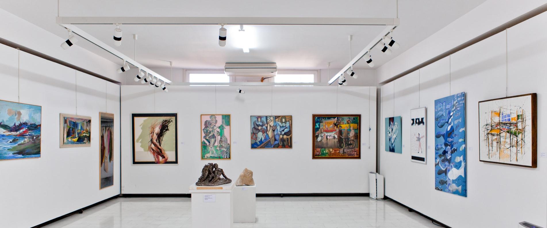 Музеи Лимассола: Муниципальная художественная Галерея