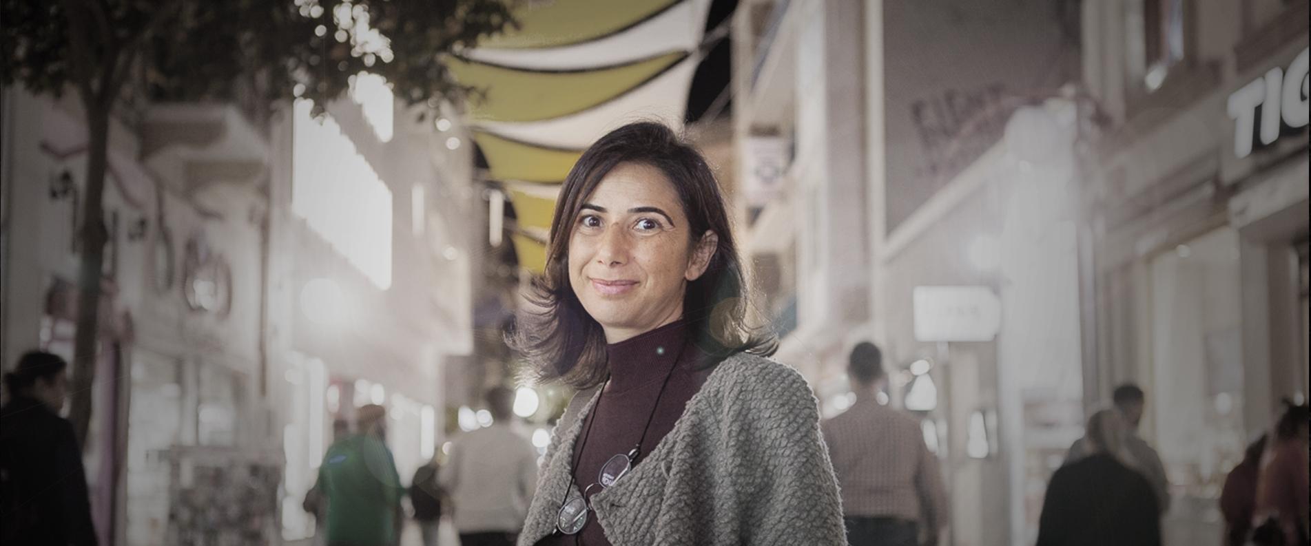 Münevver Özgür Özersay: Cyprus is my teacher