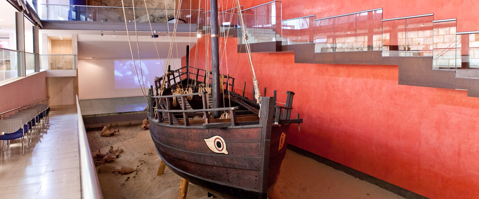 The Thalassa Municipal Museum: A tale of the Sea