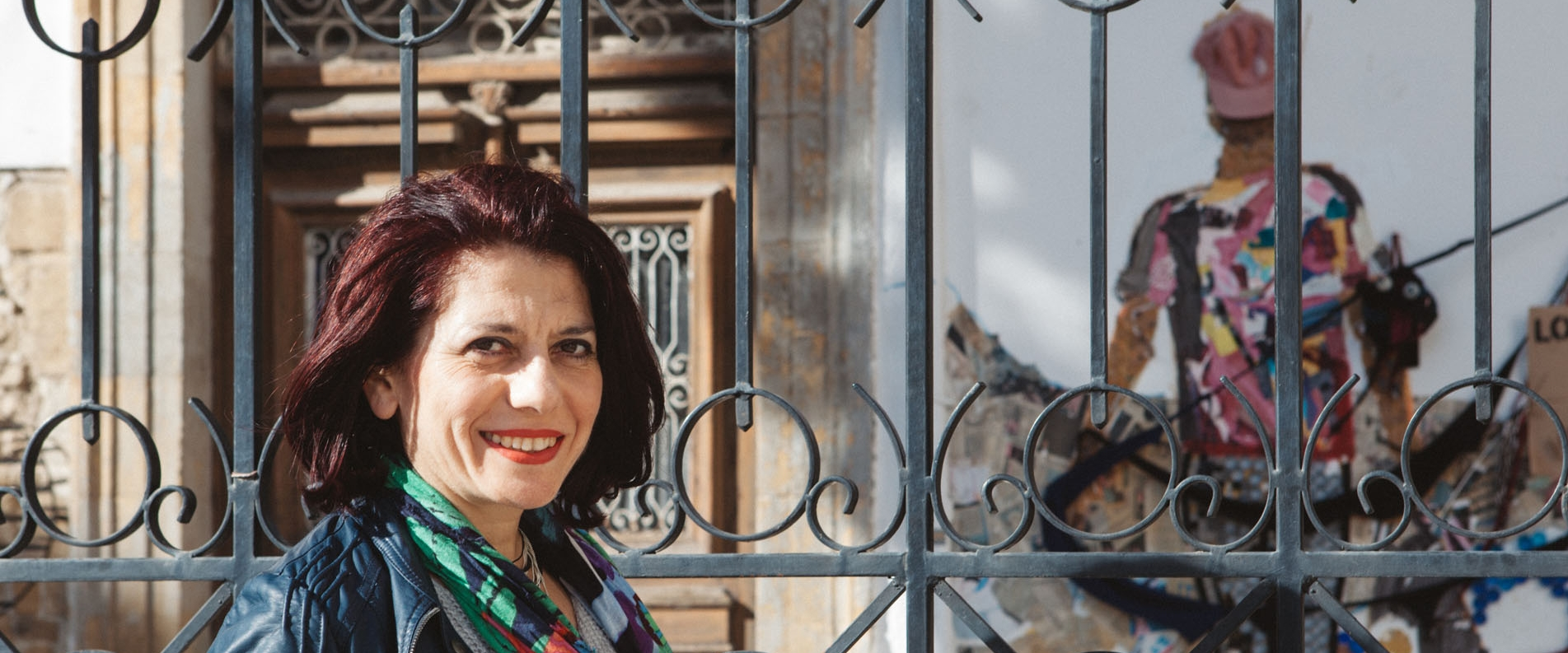 Nora Nadjarian: Passion is the cornerstone of creativity