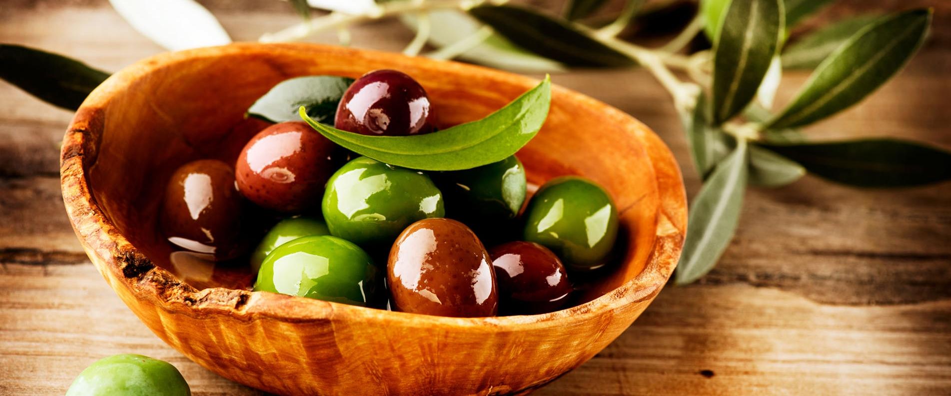 Оливки и оливковое масло — золото Кипра