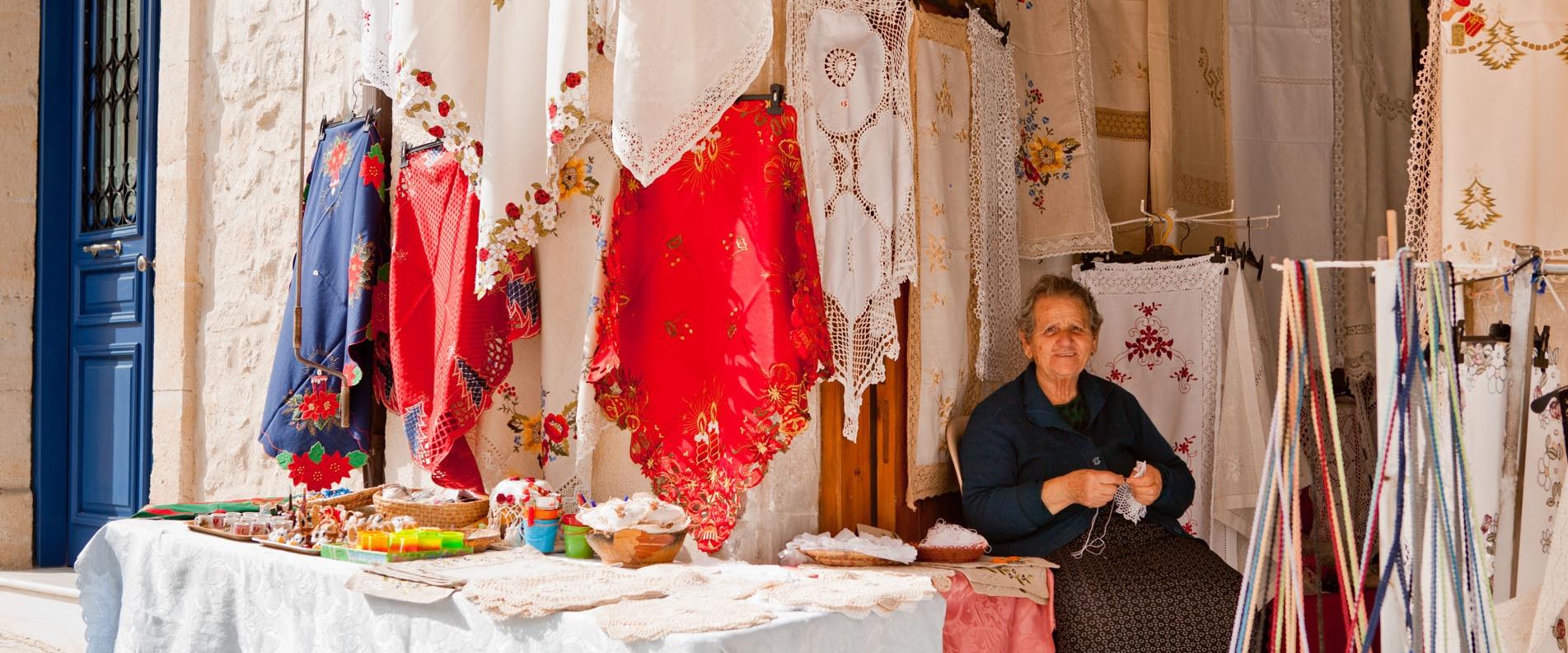 Деревня Омодос в Троодосе, фоторепортаж