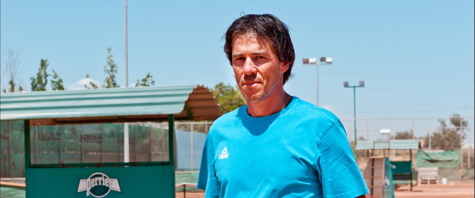 Полис Иоаннидис: теннис — моя жизнь