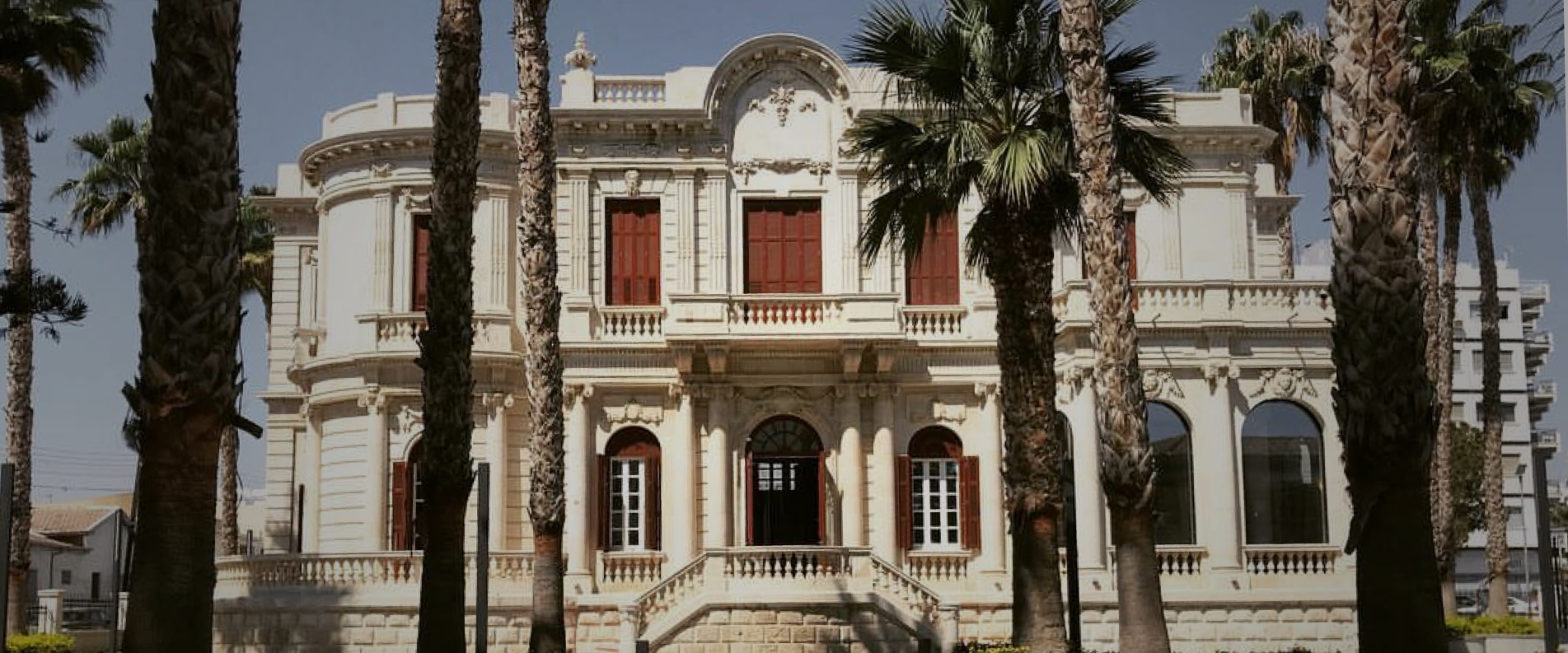 Limassol Municipal Library — a cultural centre in a palace