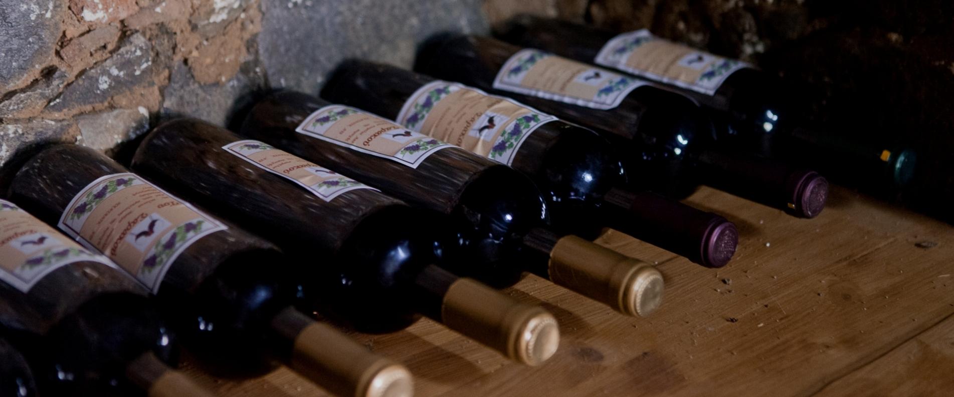 В гостях у винодела или Вино «из (-под) крана» и зивания во дворе