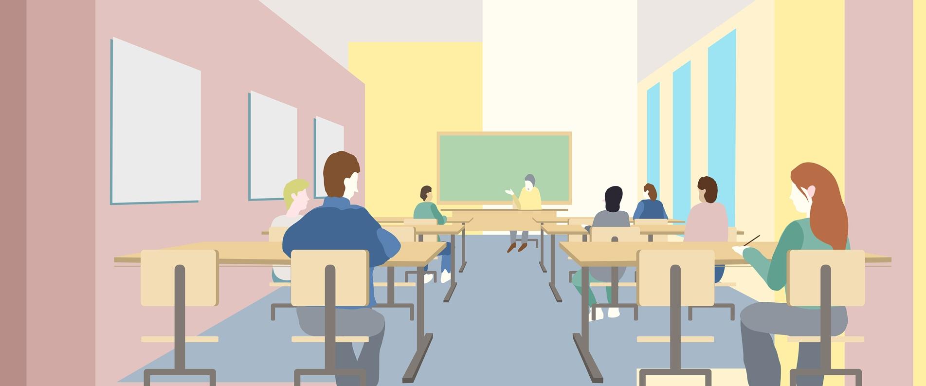 Школьное и высшее образование на Кипре