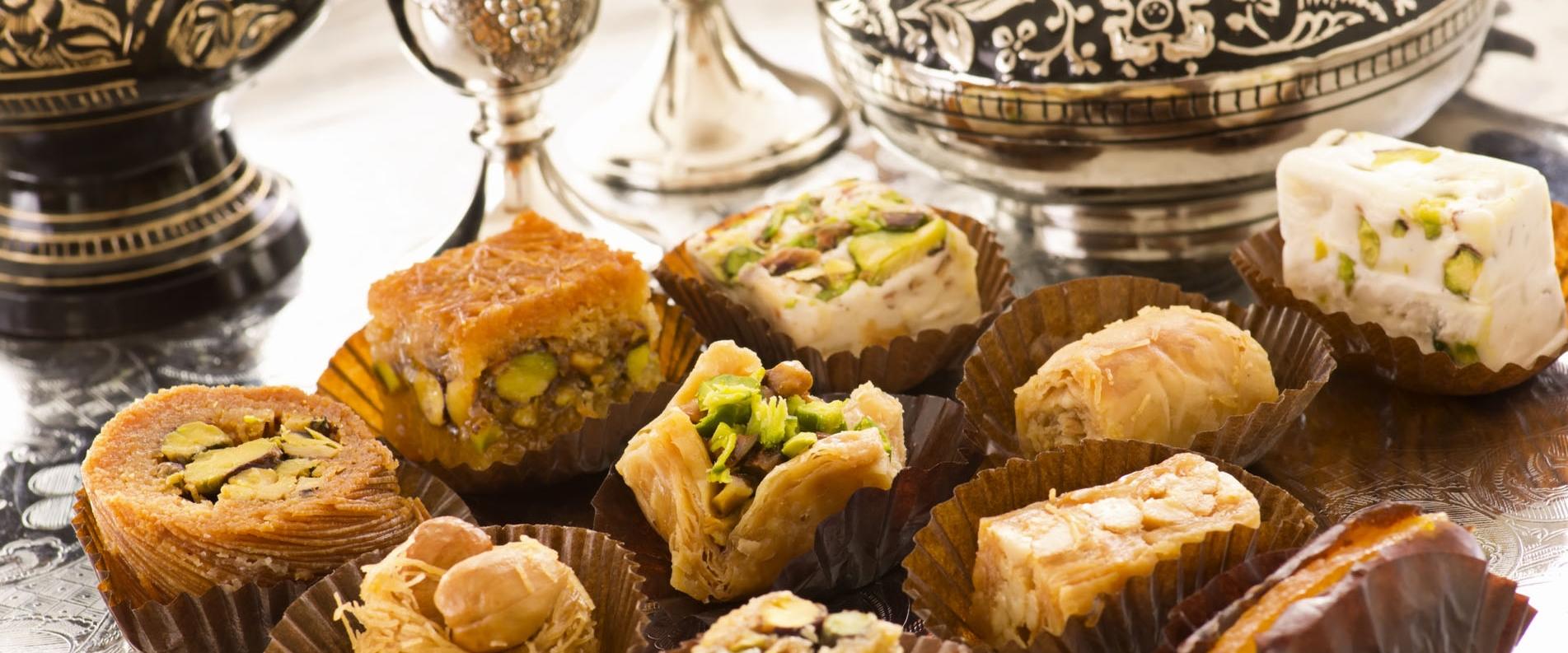 Традиционные кипрские сладости и десерты