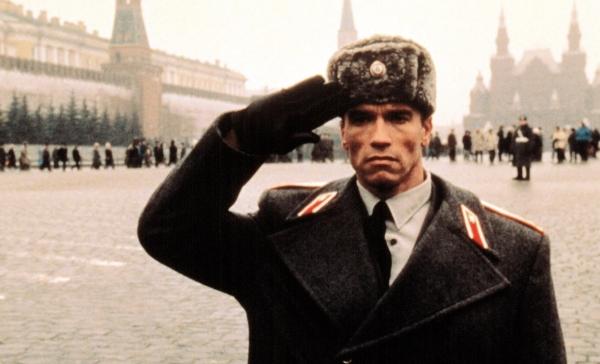 Клюква развесистая: зарубежные фильмы о России
