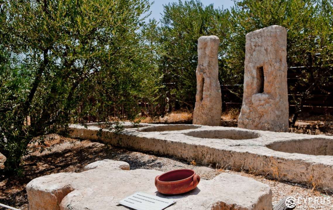 Sanctuary of Apollo, Anogyra Village, Cyprus