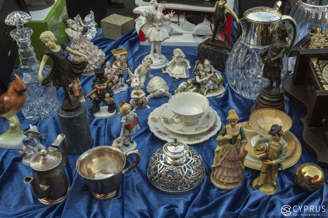 The Cyprus Flea Markets