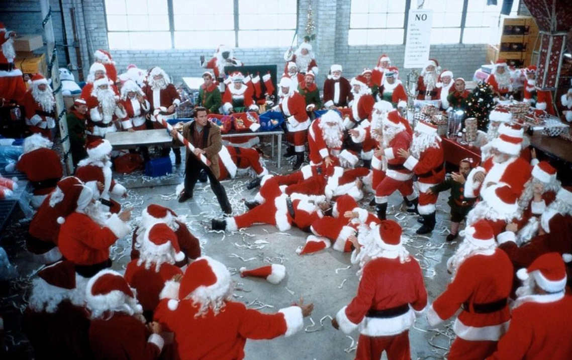 Jingle All the Way, 1996