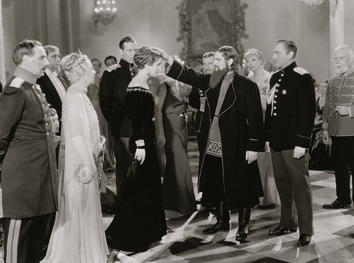 Rasputin and the Empress, 1932