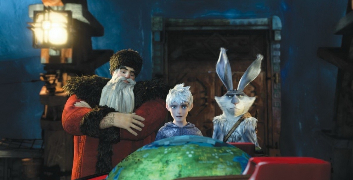 Rise Of The Guardians, 2012