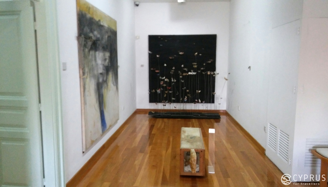 State Gallery of Contemporary Art in Nicosia